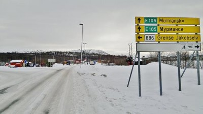Norway's most northeastern area near the Russian border has been a center of turmoil and conflict over the pending deportion of asylum seekers back to Russia. PHOTO: Refugees Welcome to the Arctic