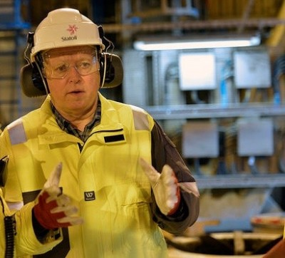 "Statoil CEO Eldar Sætre said he has to be prepared that the oil market may be ""really bad"" for a long time, although he hopes it will improve. PHOTO: Statoil/Harald Pettersen"