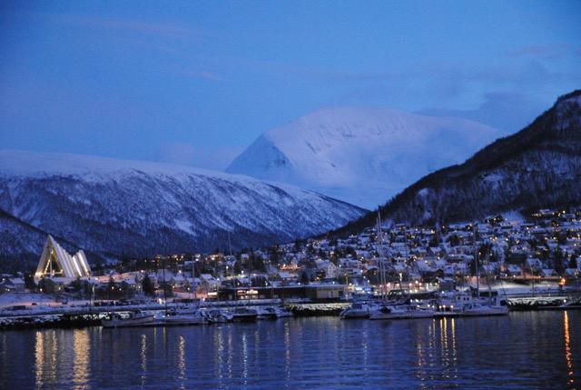 Tromsø, Tromsdalstinden