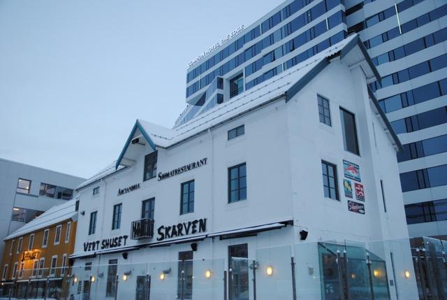 Tromsø, Skarven