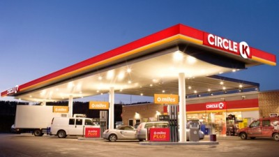 """All Statoil stations will soon re-emerge as Circle K stations, or """"Coe-en,"""" as one promoter of the Norwegian language hopes they'll be called. PHOTO: Statoil Fuel & Retail"""