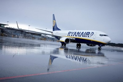 """Ryanair may start flying in and out of Oslo's main airport at Gardermoen, despite earlier complaints that the landing fees at Norway's airports are """"absurdly"""" high. PHOTO: Ryanair"""