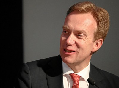 Norwegian Børge Brende has continued his non-stop travels around the globe so far this year, which contributed to making him late for a meeting with US President Barack Obama last week. He'd spent the day in London at a donors' conference for Syria, then flew to Washington. In the past few weeks, Brende has also been in Sri Lanka, Nairobi, Northern Norway, Turkey, among other places. PHOTO: Utenriksdepartementet