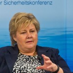 Solberg rejects Russian 'rhetoric'