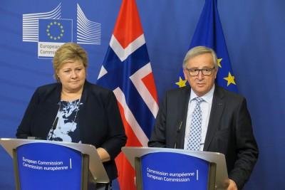 Jean-Claude Juncker, pres, EU Commission