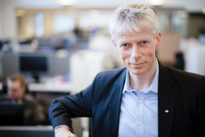 """Norwegian Tax Director Hans Christian Holte warns that just because tax returns in Norway are already filled out, they're not a """"finished product."""" He urges all taxpayers to check them, not least to make sure they're not paying too much tax. PHOTO: Skatteetaten"""