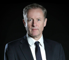 Øystein Løseth has been criticized for holding too low of a profile as Statoil's new chairman. Statoil's own website only has two small photos of him, but he has now answered some questions on Angola. PHOTO: Statoil