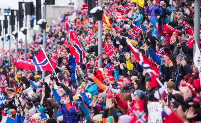 biathlong world championships Holmenkollen