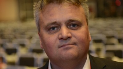 Jørn Eggum, leader of the hotel and restaurant workers' trade union federation insists his members aren't making unreasonable demands. His counterparts at NHO disagree. PHOTO: LO