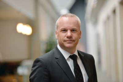 Anders Opedal, Statoil's chief operating officer, is still calling for cutbacks and even lower pay levels despite rising oil prices. That hasn't been well-received by the unions representing oil workers. PHOTO: Statoil/Harald Pettersen