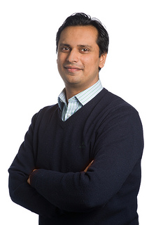 Mudassar Kapur, a Member of Parliament for the Conservatives, is also in charge of formulating new integration policies for the party. PHOTO: Høyre