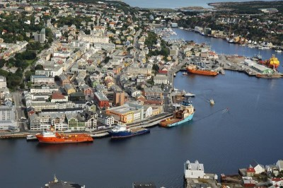 Kristiansund appears keen to merge with some of its much smaller neighbouring municipalities, but the feeling isn't mutual. PHOTO: Kristiansund kommune