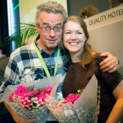 The Greens' new leadership duo are viewed as realists rather than fundamentalists, and keen to even more voter support in the national elections next year. PHOTO: Miljøpartiet De Grønne