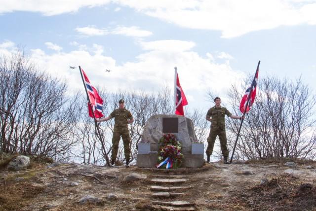 Partisan monument, Kirkenes