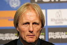 Norwegian-born football coach is now charged with building up the North Korean national football team. PHOTO: WIkipedia