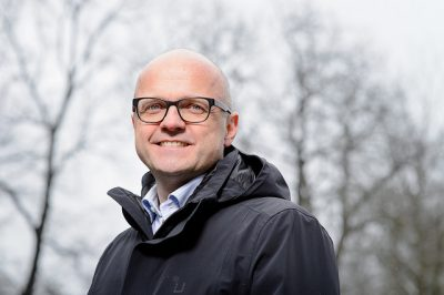 Vidar Helgesen, the government minister from the Conservative Party in charge of environmental issues was suddenly being cheered by wildlife advocates in Norway on Tuesday after he blocked a major wolf hunt. PHOTO: Klima- og Miljødepartementet