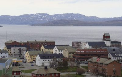 Norway's far northern city of Kirkenes was shaken early Monday by a shooting that left two dead and one seriously wounded. PHOTO: newsinenglish.no