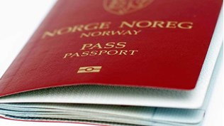 Norwegian police have retreated from controversial new passport rules and will now continue to list naturalized citizen's birthplaces as before. PHOTO: Justisdepartementet