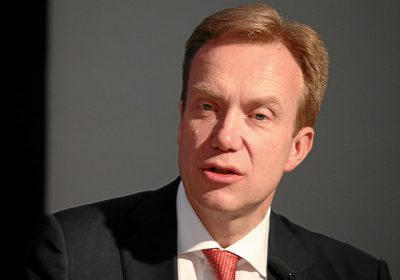 "Foreign Minister Børge Brende thinks Norway needs to ""sit still in the boat"" until the turbulence around the Brexit vote settles down. PHOTO: Utenriksdepartementet"