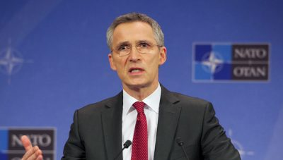 NATO's secretary general, Jens Stoltenberg is a former Norwegian prime minister who is acutely aware of Norway's situation, and concerns. He has said he looks forward to work with Trump, and already has reminded him of NATO members' obligations. PHOTO: NATO