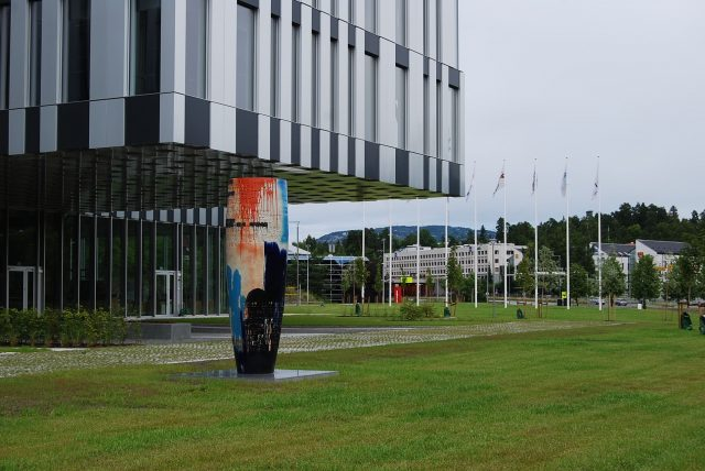 Furuholmen's Fornebu project