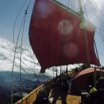 Viking ship needs sudden bail-out