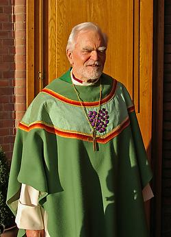 Former Bishop Per Lønning, making an appearance in Drammen and impressing churchgoers with his sermon, long after his retirement. PHOTO: kirken.no