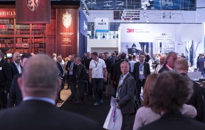 Thousands of oil industry players roamed the stands at last week ONS gathering, looking for new deals or new jobs. PHOTO: ONS/Elisabeth Tønnessen