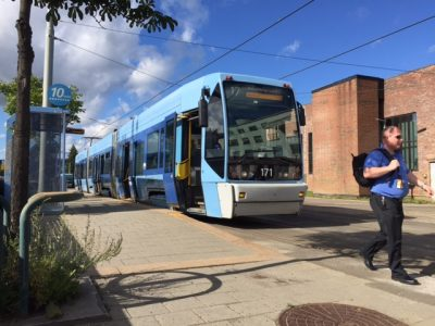 Oslo's tram system is due for major upgrading and expansion. PHOTO: newsinenglish.no