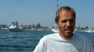 Kjartan Sekkingstad from Sotra, Norway was working at a yacht club in the Philippines when he was taken hostage by the Abu Sayyaf guerrilla group. PHOTO: Private