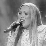 Ailing Eurovision singer wins prize