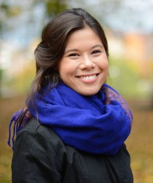 Lan Marie Nguyen Berg of the Greens Party has put the brakes on some of her anti-car proposals, but insists the city will move forward with plans to restrict driving. PHOTO: Miljøpartiet de grønne MDG