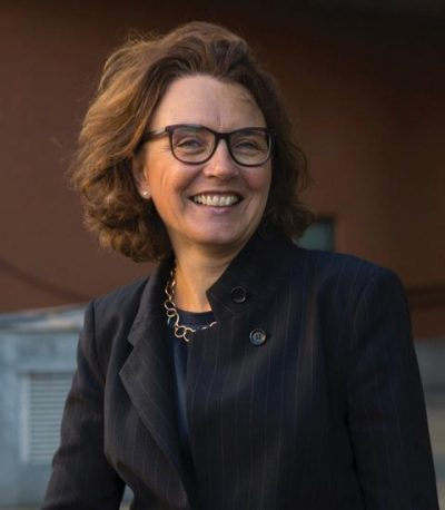 Tone Wille has just taken over as boss of the Norwegian postal service. She said she would spend the first few months visiting various regions around the country, at a time when customers in Oslo need some attention, too. PHOTO: Posten