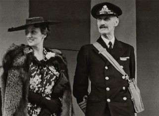 A close relation between King Haakon VII and his daughter-in-law, Crown Princess Martha, also helped secure the future of the monarchy in Norway. PHOTO: Cappelen Damm