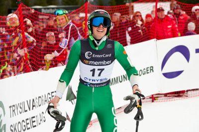 Skier Henrik Kristoffersen in happier days. PHOTO: Wikipedia