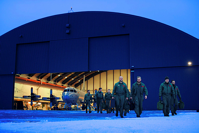Norway's air base at Andøya on the coast of Northern Norway is set to be shut down as part of a new long-term defense plan agreed by Norway's three biggest political parties on Tuesday. PHOTO: Forsvaret