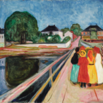 Munch painting fetches millions