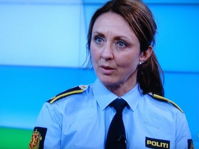 PHOTO: NRK screen grab