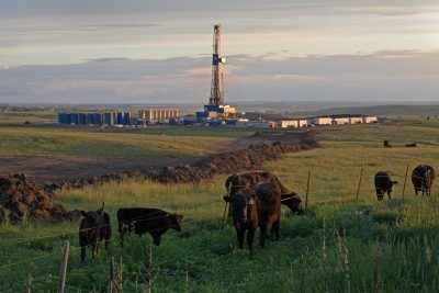 Oil from Statoil shale projects in North Dakota is set to flow through the pipeline if it gets built. It's due to run from North Dakota through South Dakota and Iowa to Chicago, Illinois. PHOTO: Statoil