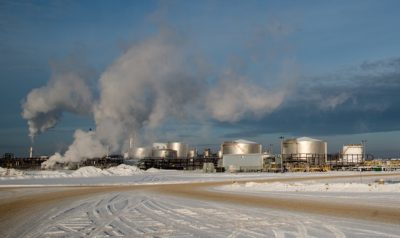 Statoil will no longer be responsible for oil sands operations, like here at Leismer in Alberta, Canada. PHOTO: Statoil