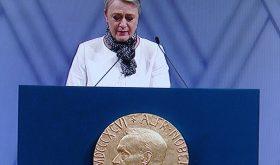 Nobel leader denied a visa to China