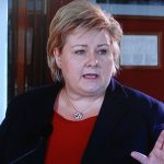 Solberg hopes for a better New Year