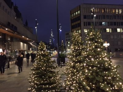 Christmas traditions are changing in Norway, according to local experts. PHOTO: newsinenglish.no