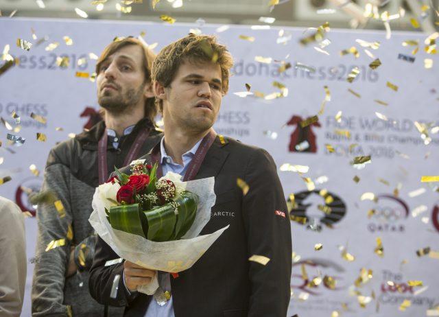 Angry 'loser' Magnus Carlsen