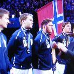 Men's handball silver 'good as gold'