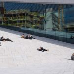 Sun worshippers find Opera's light