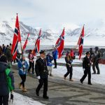 Celebrations warm the Svalbard chill