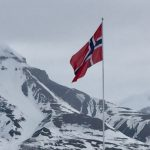 Norway celebrates from north to south