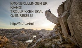 Group to re-erect 'Trollpikken'