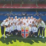 Norway lets down women's football